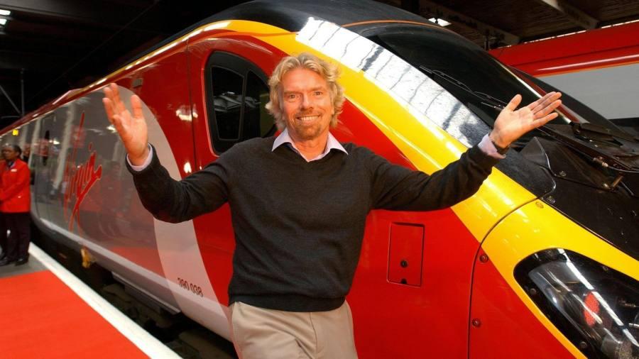Virgin trains usa ipo