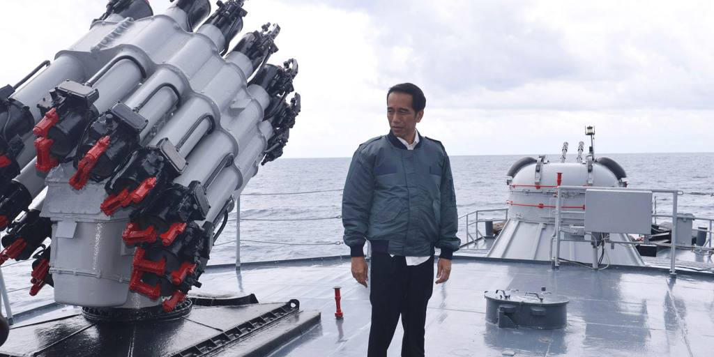 Indonesia says China's 'nine-dash line' puts its interests at risk