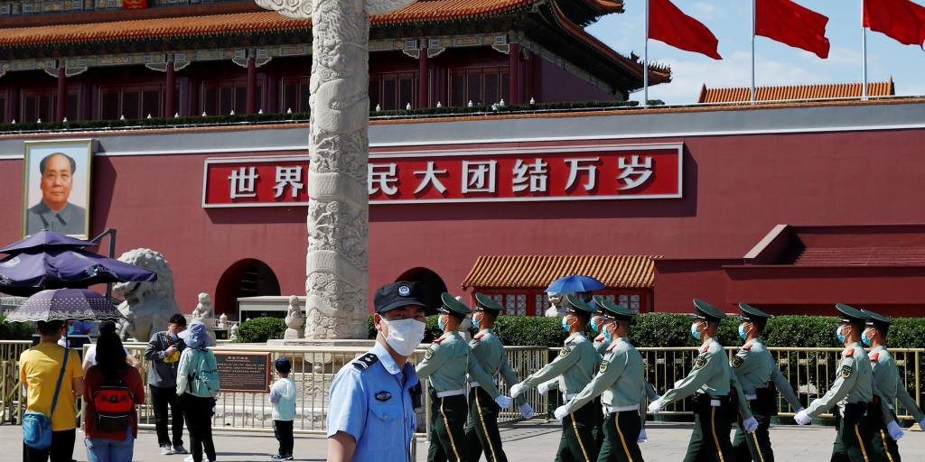 Beijing Diary: China's congress, from the outside looking in