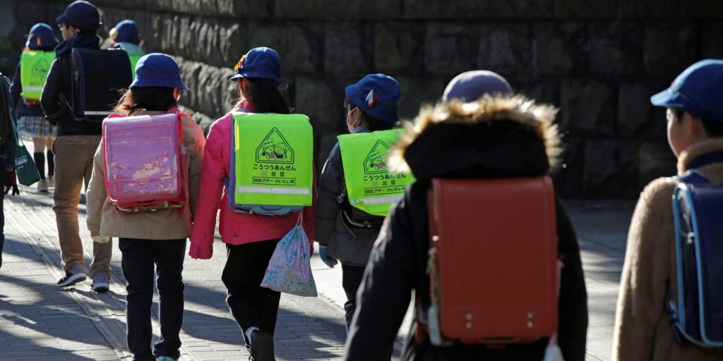 Japan to shelve September school start at least until 2022