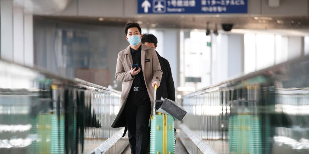 China proposes fast-track entry for Japanese business travelers