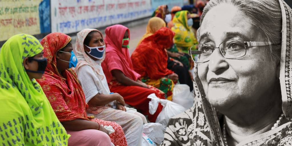 Bangladesh teeters on edge of poverty as COVID-19 spreads