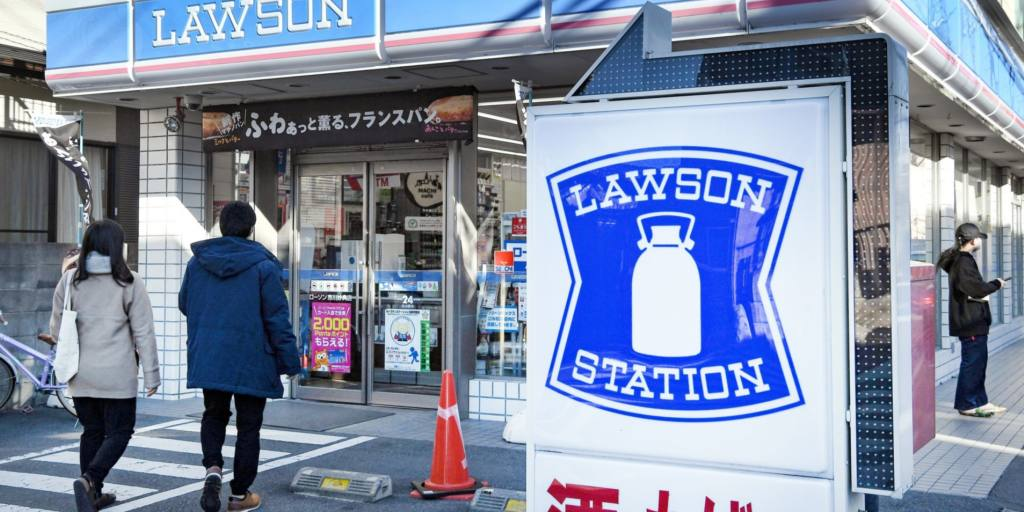 Lawson ready to serve Japan's fully wired households: CEO