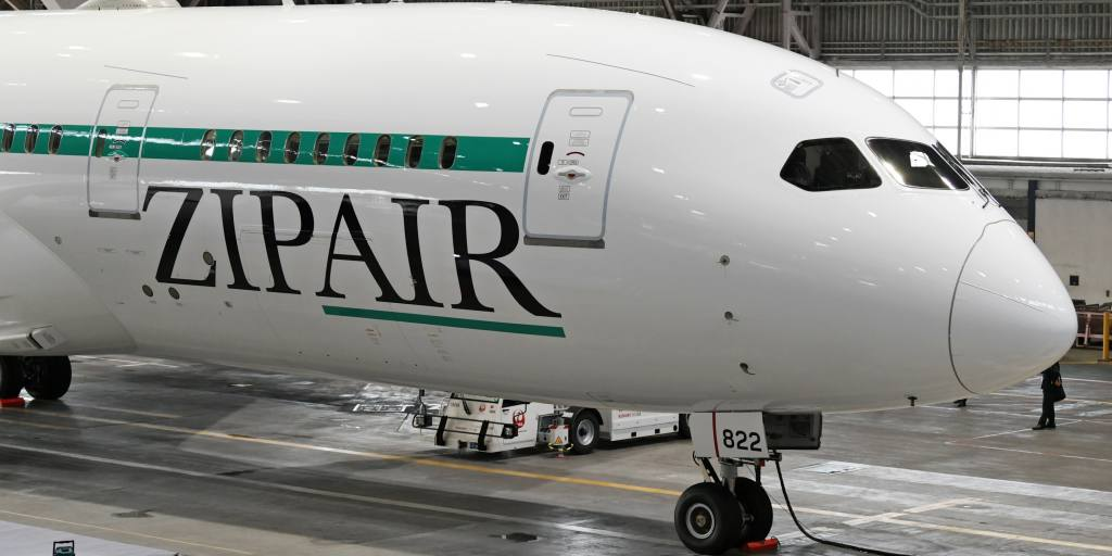 Coronavirus upends JAL's launch of budget carrier Zipair