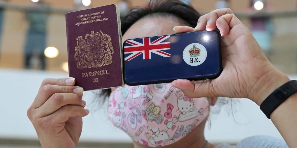 UK turns on China over Hong Kong, Huawei and coronavirus