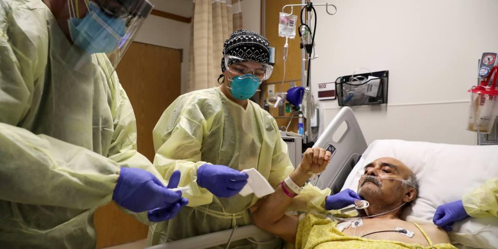 Coronavirus latest: Daily cases worldwide hit record high