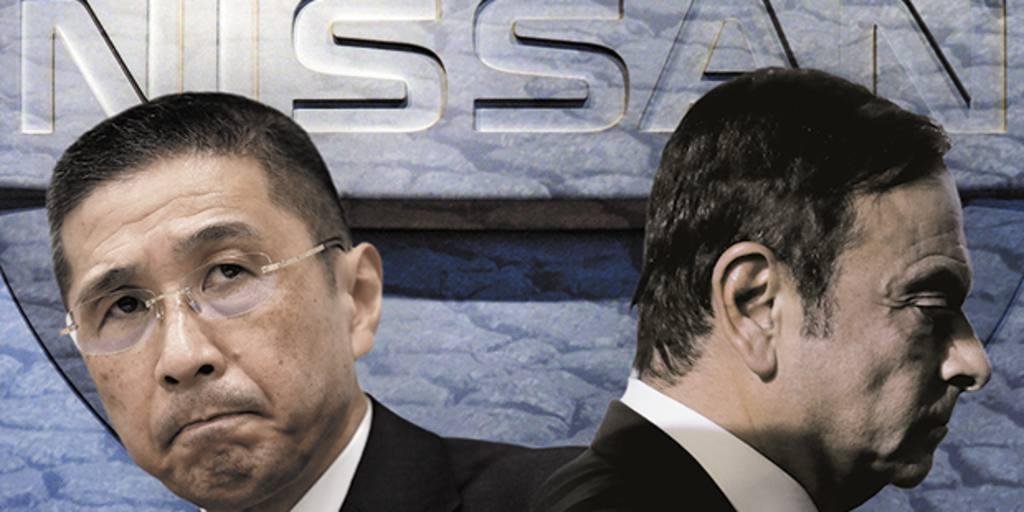 Nissan board sacks Ghosn as chairman - Nikkei Asian Review