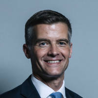 Portrait of Mark Harper MP