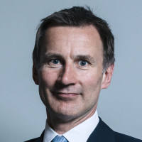 Portrait of Jeremy Hunt MP
