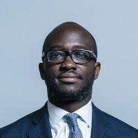 Portrait of Sam Gyimah MP