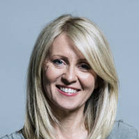 Portrait of Esther McVey MP