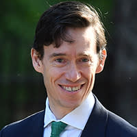 Portrait of Rory Stewart MP