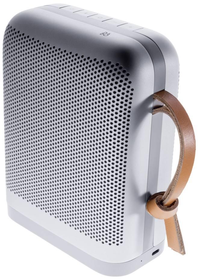 a handsome battleship quality portable bluetooth speaker. Black Bedroom Furniture Sets. Home Design Ideas