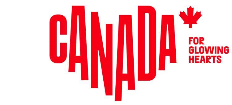 Canada tourism logo