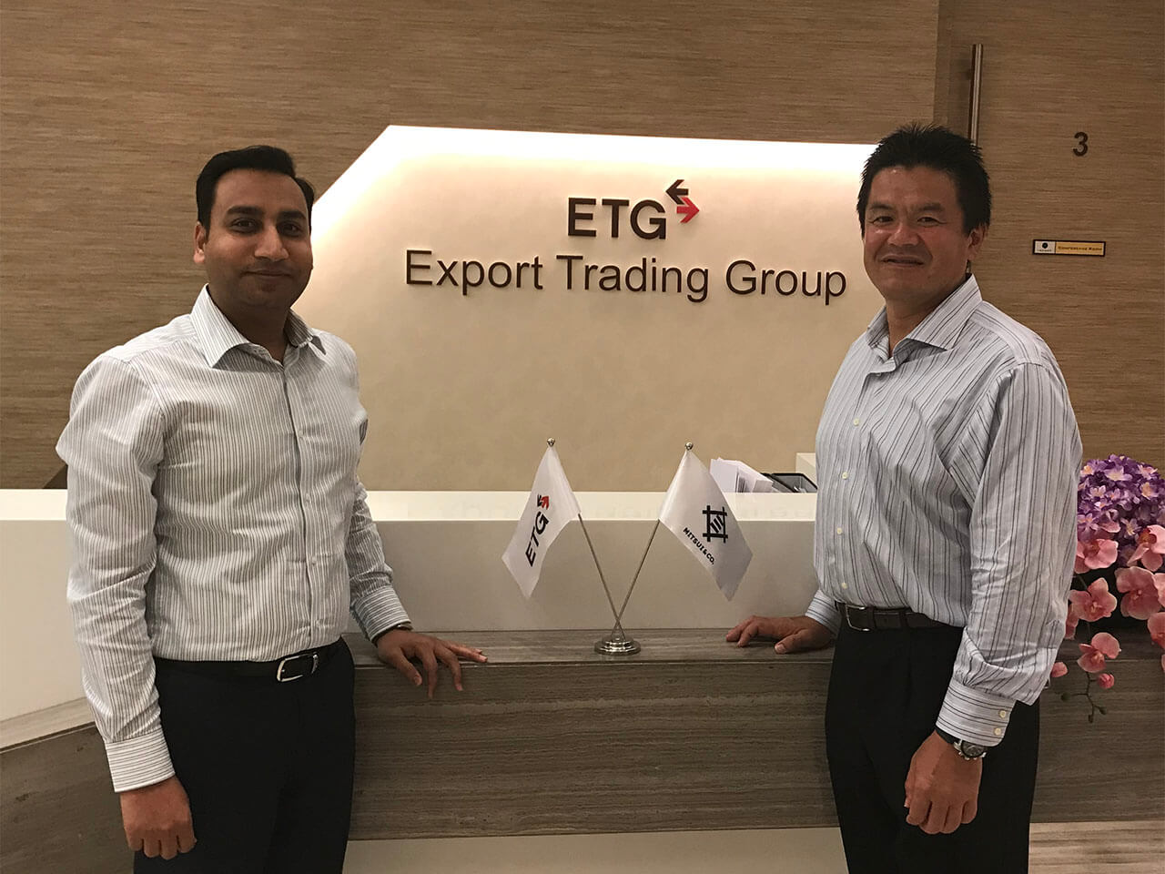 Export Trading Group